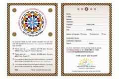 Gourmet Safari Reservation Form