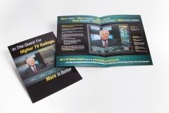 Multizone News US launch - brochure