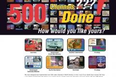 US Trade Show Program Ad