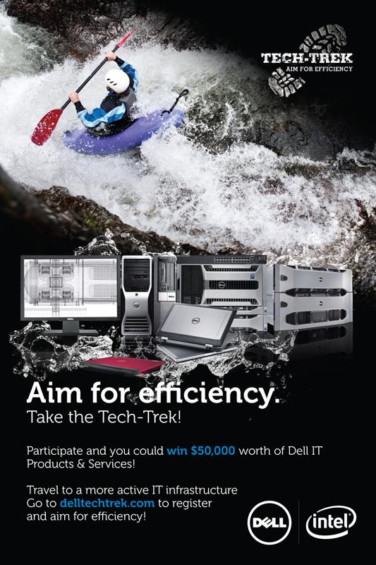 Tech-Trek Print Poster 3