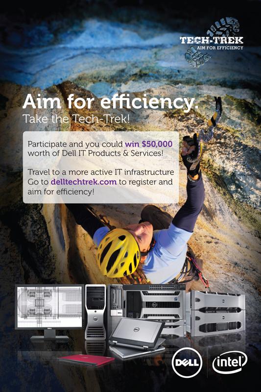 Tech-Trek Print Poster 5