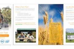 Tech-Trek Brochure Series 3 (Farming vertical)