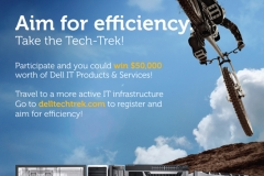 Tech-Trek Print Poster 4