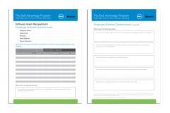 Software Asset Management Questionnaire