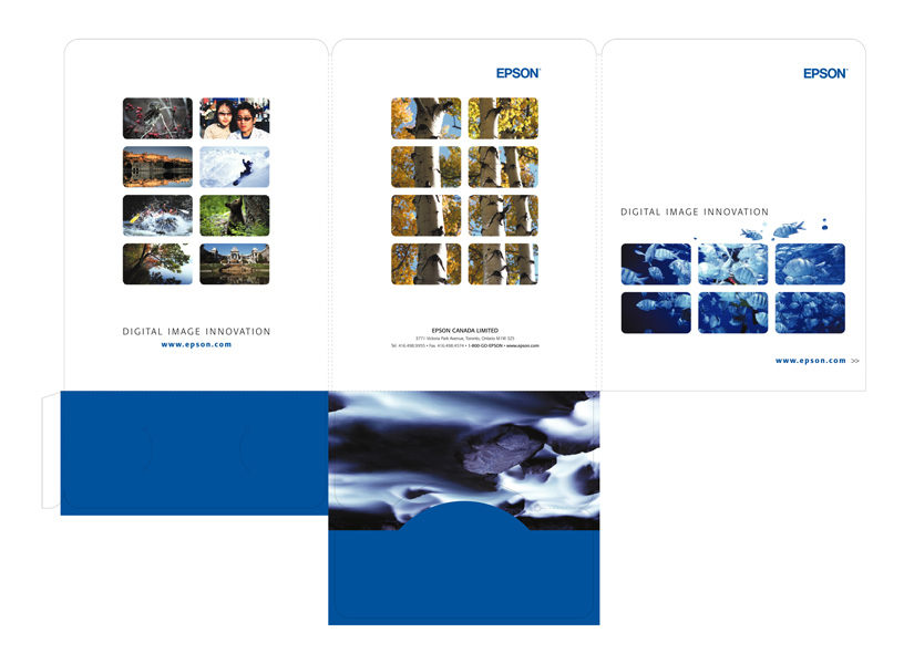 Corporate Folder Shell