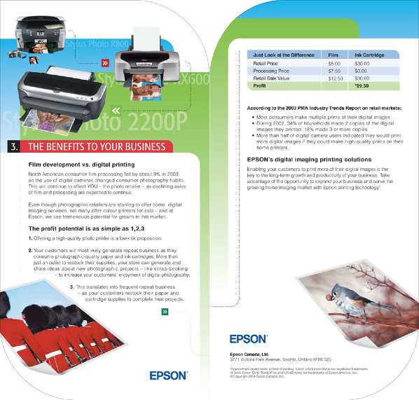 Partner In Print Folder Insert 4