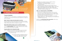Partner In Print Folder Insert 1