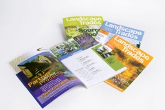 LandscapeTrades Megazines Display