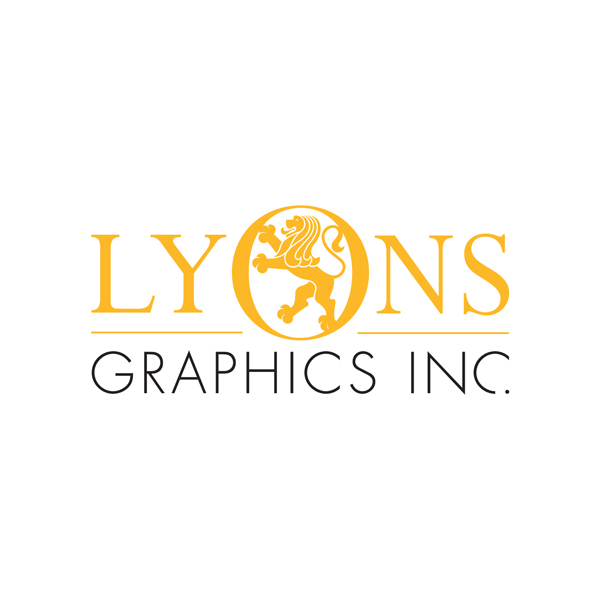 Print broker logo design