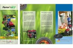 Digital Parts Catalog - Merchant Flyer