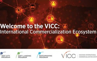 Landing page banner VICC