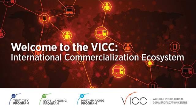 Landing page banner VICC
